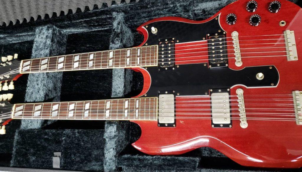 ネック ギター ダブル ダブルネックギター